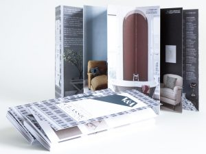 V&A Brochure Product Photography