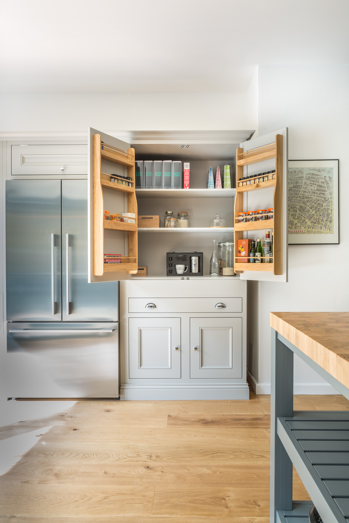 Creating space with Natural Light