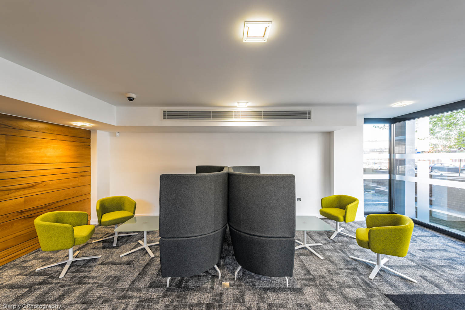 Commercial property interior photography