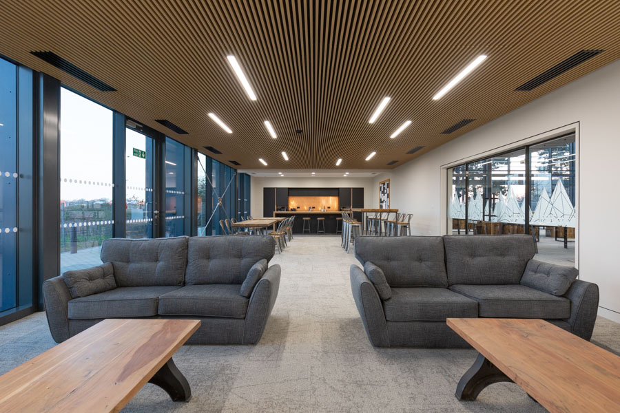 Commercial Interior Property Photography Concertus - Ipswich