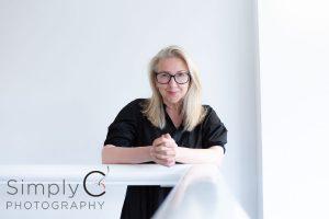 POrtrait personal Branding headshot of Cherry Beesley