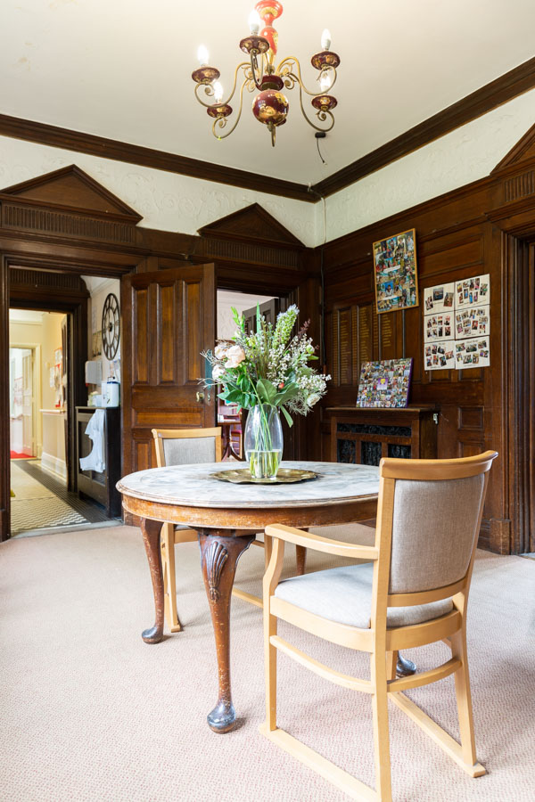 Interior Photography of a Hallway