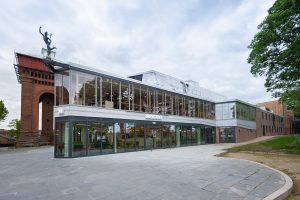 Exterior Archotectural Photography of the Mercury Theatre Colchester